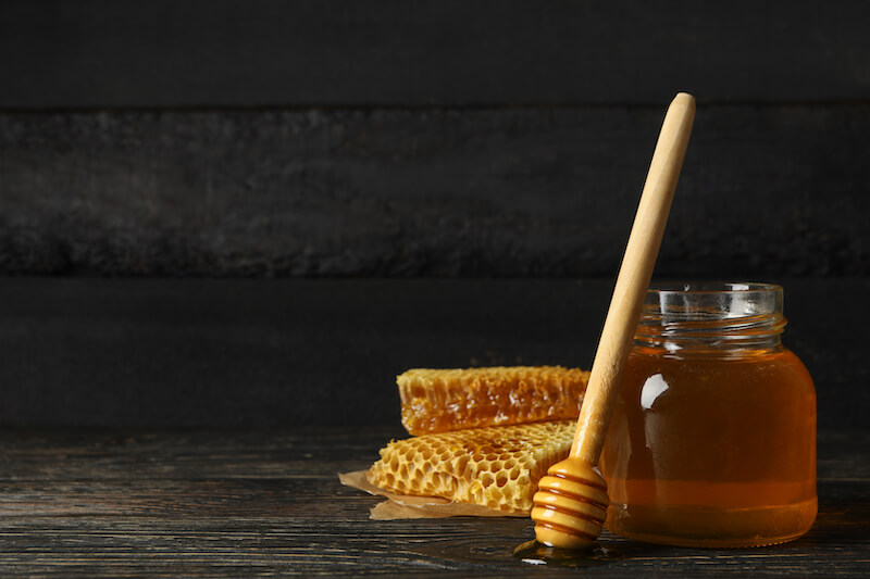 type de miel